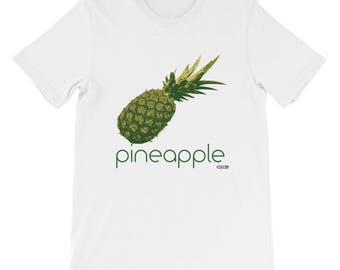 Pineapple T-Shirt - Mens - Foodie - Chef - Organic