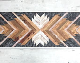 Wood Wall Art // Rustic Wall Decor