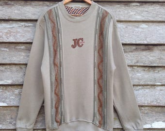 Rare!! Jerk Club JC sweatshirts pullover medium size