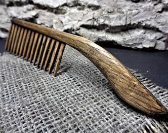 Wood Hear comb