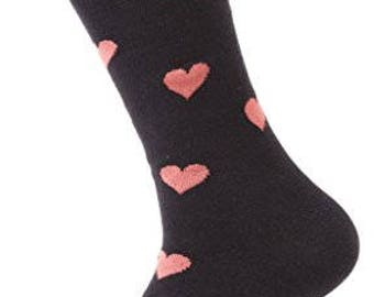 Groomsmen Socks Set, Groomsmen Gifts, Wedding Favors, Hearts, Navy Blue, Wedding Gifts, Wedding Party Socks, 6 Pairs