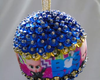 The Boss Baby Bauble