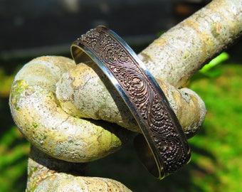 Bracelet en Argent, Temps ancien M2