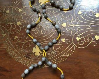 Guatemalan Mayan tribe necklace