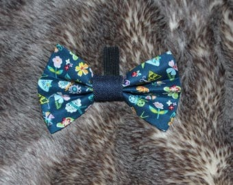 A walk in the park bow tie