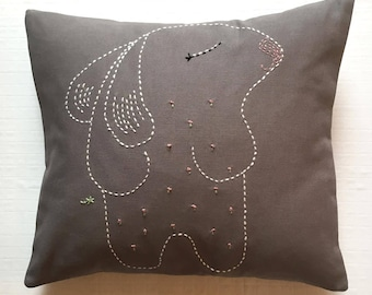 ROSITA rabbit cushion
