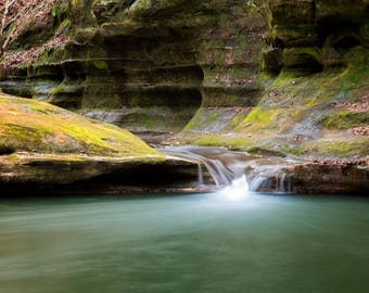 Illinois Falls, Starved Rock State Park