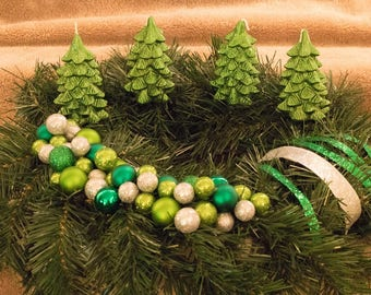 Alpine Christmas / Advent Wreath