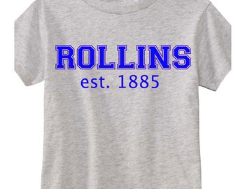 Rollins College Tee T-Shirt