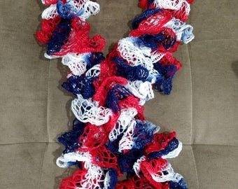 Scarf for women crocheted