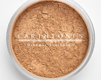 BROWN FINISHING POWDER - Mineral Finishing Powder