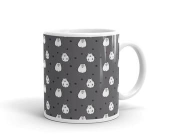 Cat Grey Mug