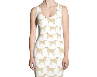 Labrador Retriever Dress