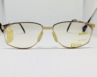 Zeiss carat Gold Rare Eyeglasses