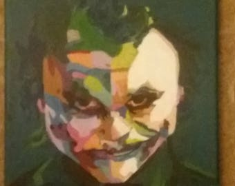 """Print of """"Why So Serious?"""" by Clara Caplice"""