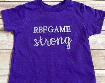 RBF Game Strong Shirt