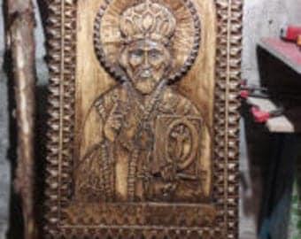Icon St. Nicholas