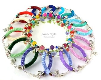 Bead Bracelet. Beaded Bracelet. Beaded Jewelry