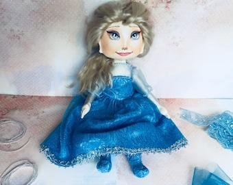 "Elza  from ""Frozen Heart"""
