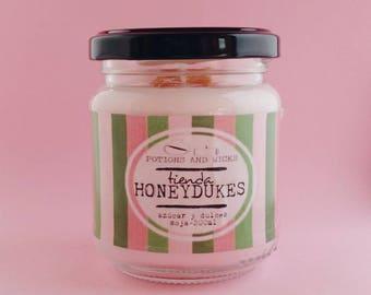 Honeydukes Tent Candle