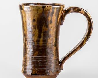 Tall Stoneware Mug