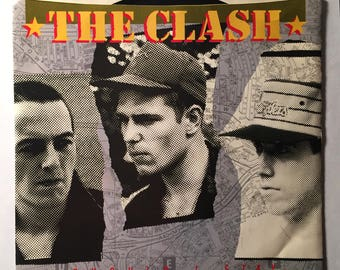 The Clash 45 Picture Sleeve Should I Stay or Should I Go?