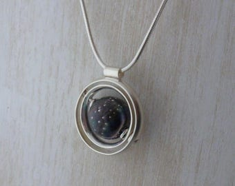 Orbits Collection - Large Astrolab Pendant