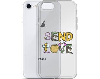 Save The Bees (iPhone Case)