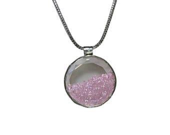 Pink Shake Necklace