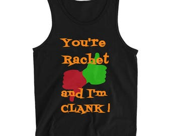 Rachet & Clank Tank Top
