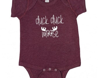 Duck Duck Moose - Infant Onesie