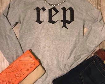 Customizable Swifties Shirt *ALL GLITTER*