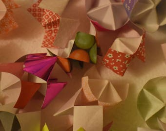 Origami (Blank Fortune Teller)