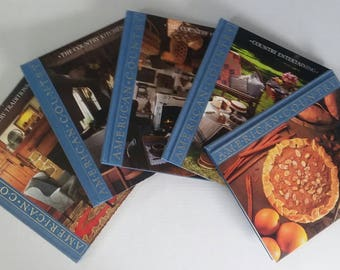 Time Life AMERICAN COUNTRY Hardcover Set Very Good 4.95 EACH Pick Your Own. Additional Items Ship Free!!!