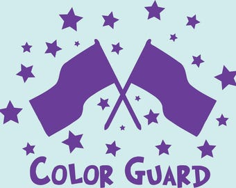 Color Guard SVG