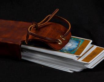 Steampunk Tarot Card Box