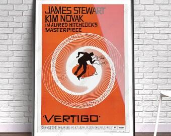 Vertigo - Film, Movie, Poster