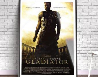 Gladiator - Film, Movie, Poster