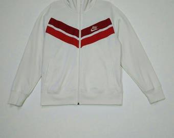Vintage 90s NIKE Track Sportwear Jacket Medium