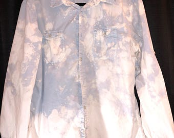 Bleached and Distressed Top