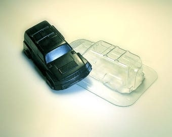 Soap forms, soap mold, Form for chocolate, Forms for chocolate, Icetrays, Plastic forms, the Jeep, the Car, the SUV