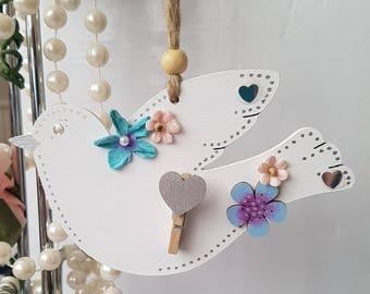 Hanging Dove