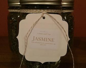 Jasmine Loose Leaf Tea