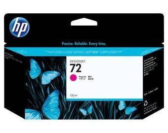 HP 72 C9372A Magenta High Capacity Ink Cartridge