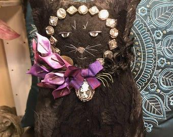 Calla Lily Cat'ryoshka