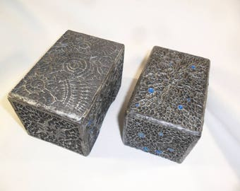 Tempra-Structure Silver-Royal deck box