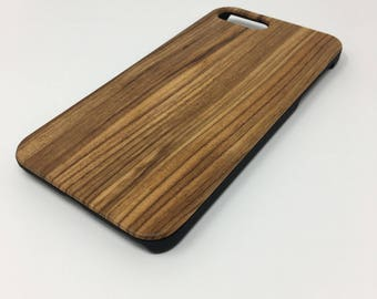 Personalized iPhone 7 Wooden Case