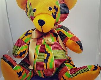 L'ours doré