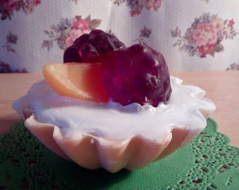 Fruit Tartlet Soap