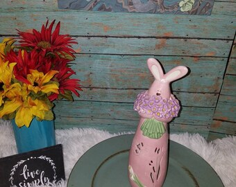 Bunny ceramic Hand painted